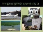 morganza spillway opened may 18