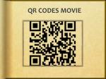 qr codes movie
