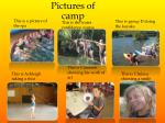 pictures of camp