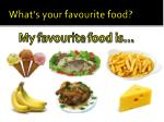 what s your favourite food