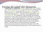 forme de relief din slovenia1