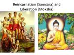 reincarnation samsara and liberation moksha