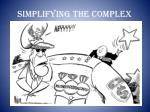 simplifying the complex