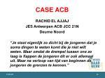 case acb