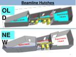 beamline hutches