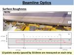 beamline optics1