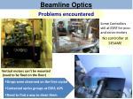 beamline optics13