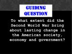 guiding question1