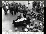 japanese surrender on the uss missouri sept 2 1945