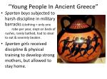 young people in ancient greece