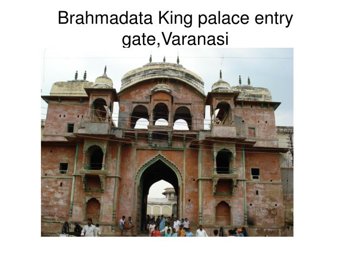 Brahmadata