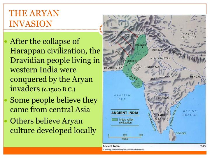 THE ARYAN INVASION