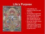 life s purpose
