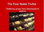 the four noble truths1