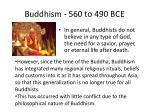 buddhism 560 to 490 bce2