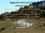 aggteleki nemzeti park n v nyvil ga