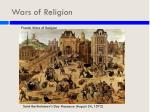 wars of religion1