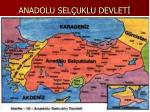 anadolu sel uklu devlet