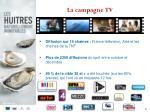 la campagne tv