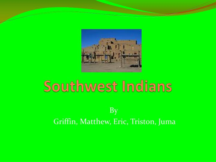 southwest indians n.