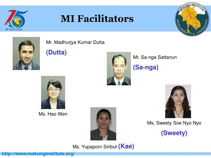 MI Facilitators