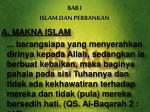 bab i islam dan perbankan