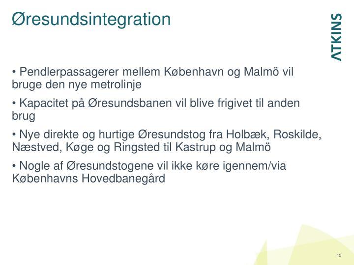 Øresundsintegration