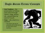 anglo saxon terms concepts2