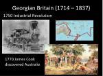 1750 industrial revolution