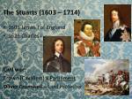 the stuarts 1603 1714
