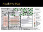 auschwitz map