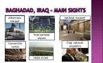 baghadad iraq main sights