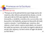 promesas en la escritura1