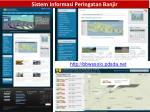 sistem informasi peringatan banjir