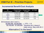 incremental benefit cost analysis2