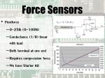force sensors1