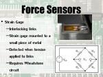 force sensors2
