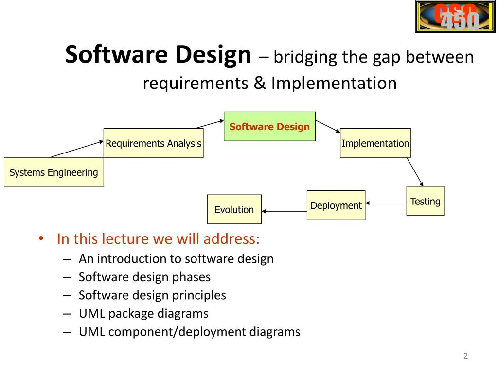 Ppt Csc450 Software Engineering Powerpoint Presentation Free Download Id 2079406
