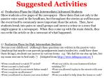 suggested activities2