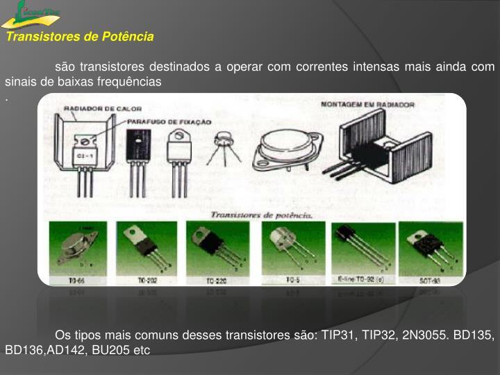 Transistores de Potência