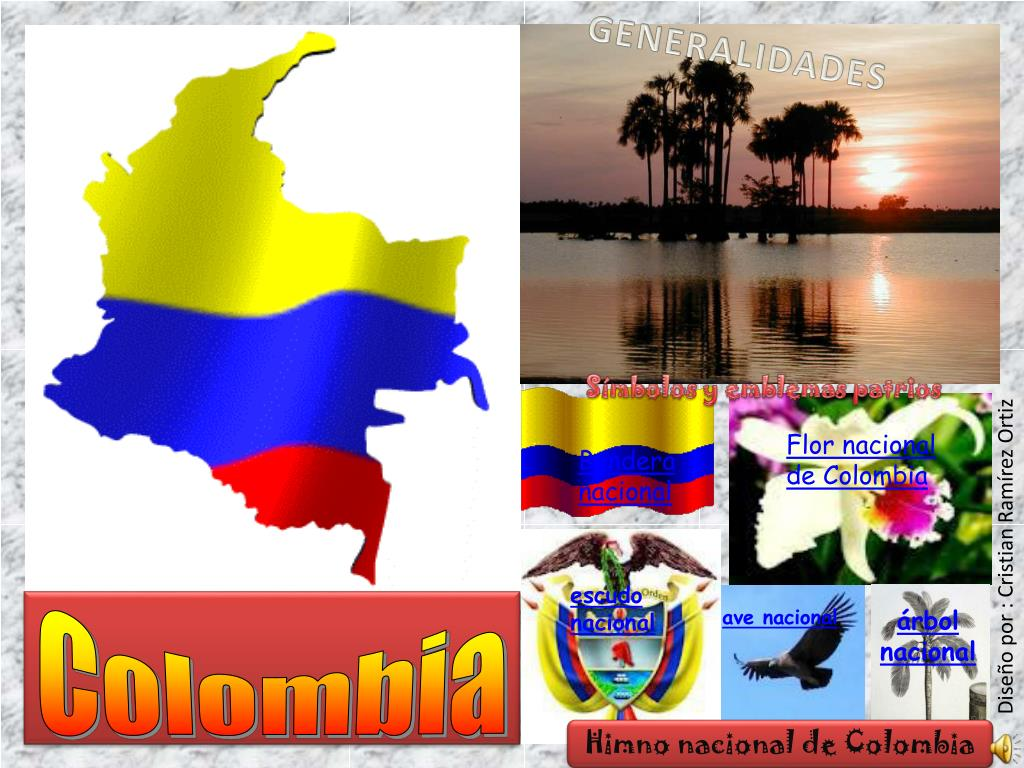 Ppt Colombia Powerpoint Presentation Free Download Id 2079736