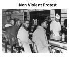 non violent protest1