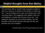 helpful thoughts from ken bailey2