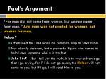 paul s argument9