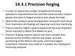 14 3 1 precision forging