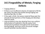14 5 forgeability of metals forging defects2