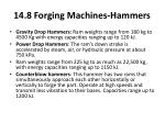 14 8 forging machines hammers1