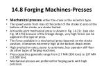 14 8 forging machines presses1