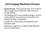 14 8 forging machines presses2