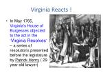 virginia reacts